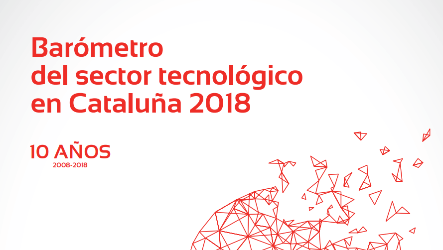 barometer of the technology sector 2018