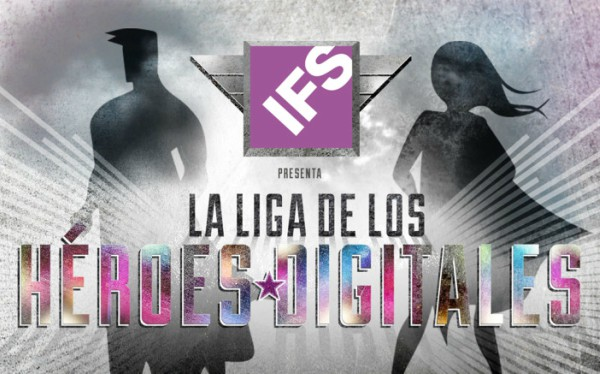 poster league of digital heroes ifs sii concatel
