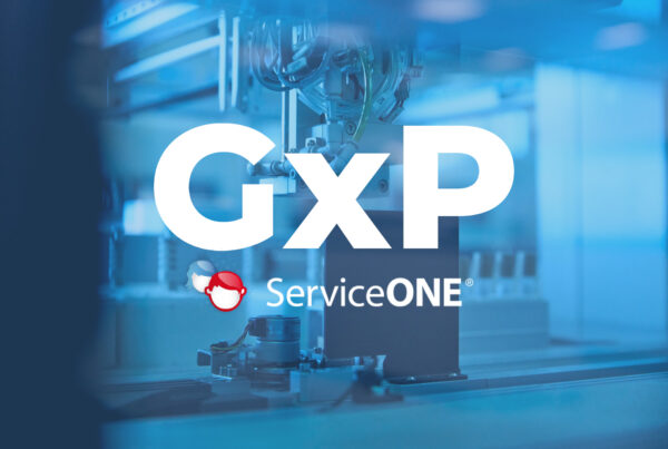 ServiceONE GXP Compliance Tool